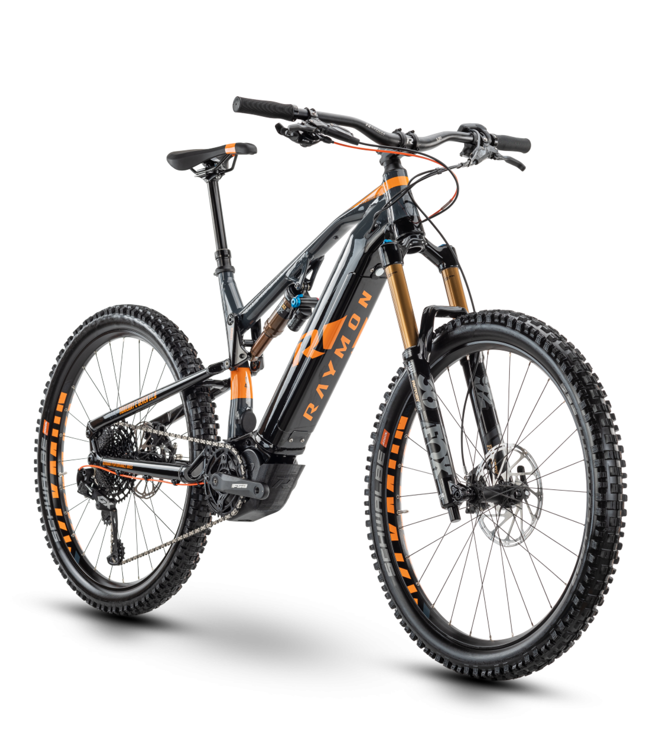 RAYMON TRAILRAY E-SEVEN 11.0